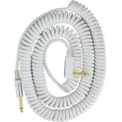 VOX Vintage Coiled Cable WH