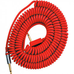 VOX Vintage Coiled Cable, Red