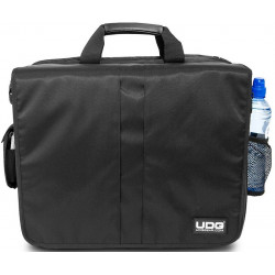 UDG ULTIMATE COURIERBAG DELUXE BLACK/ORANGE INSIDE