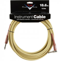 FENDER CUSTOM SHOP PERFORMANCE CABLE 18,6' TW