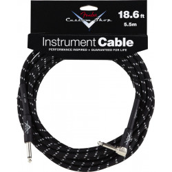 FENDER CUSTOM SHOP PERFORMANCE CABLE 18.6' ANGLED BTW
