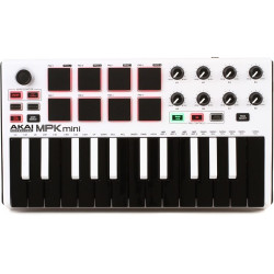 AKAI MPK MINI2 WHITE