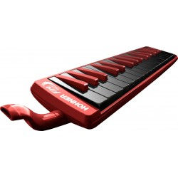 HOHNER FireMelodica Red-Bk