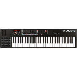 M-AUDIO CODE61 BLK